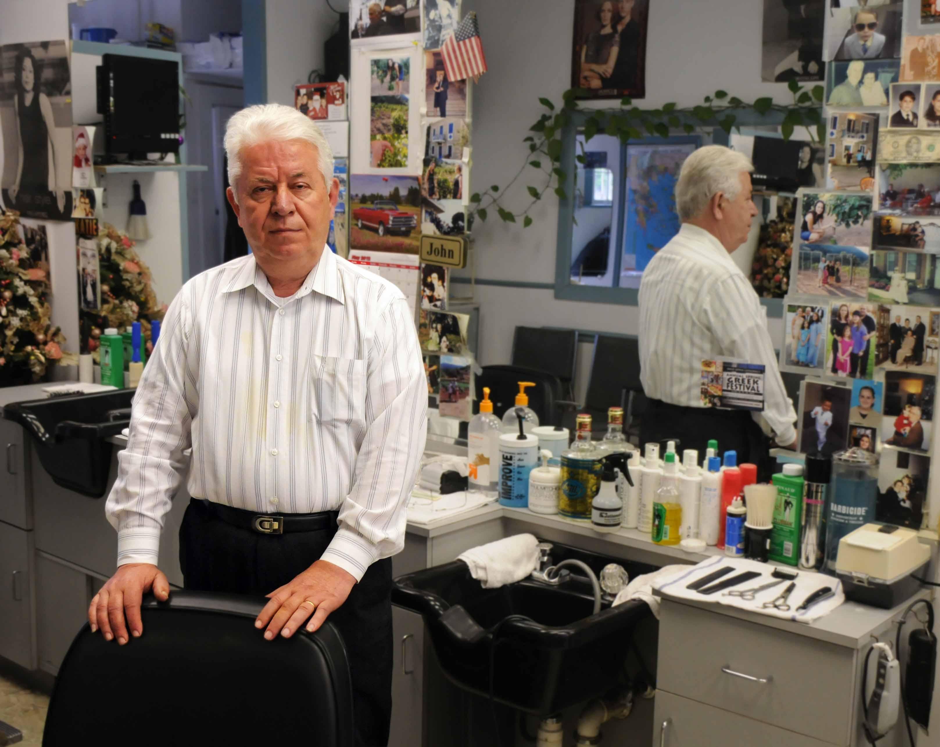 Barber Johns : Barber John Chevy Chase Living