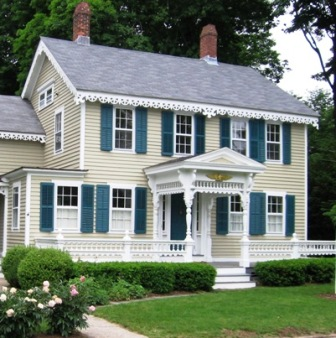 Vintage Home Sale