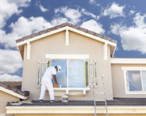 Painting Your Home's Exterior